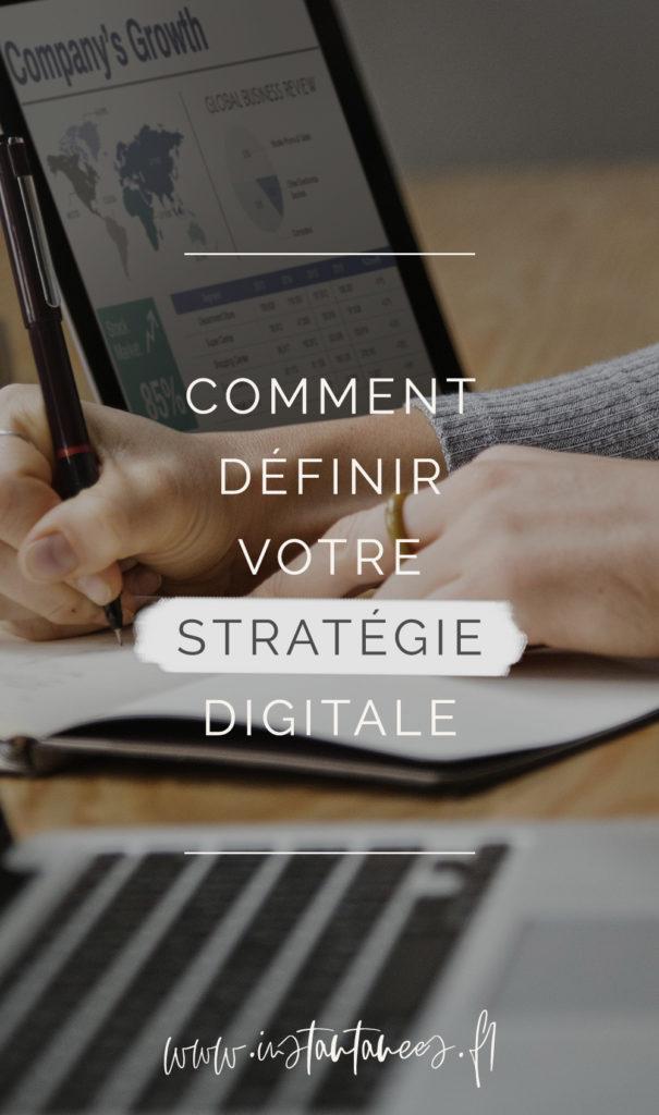 Comment définir votre stratégie social media avec instantanées, expertes en communication digitale