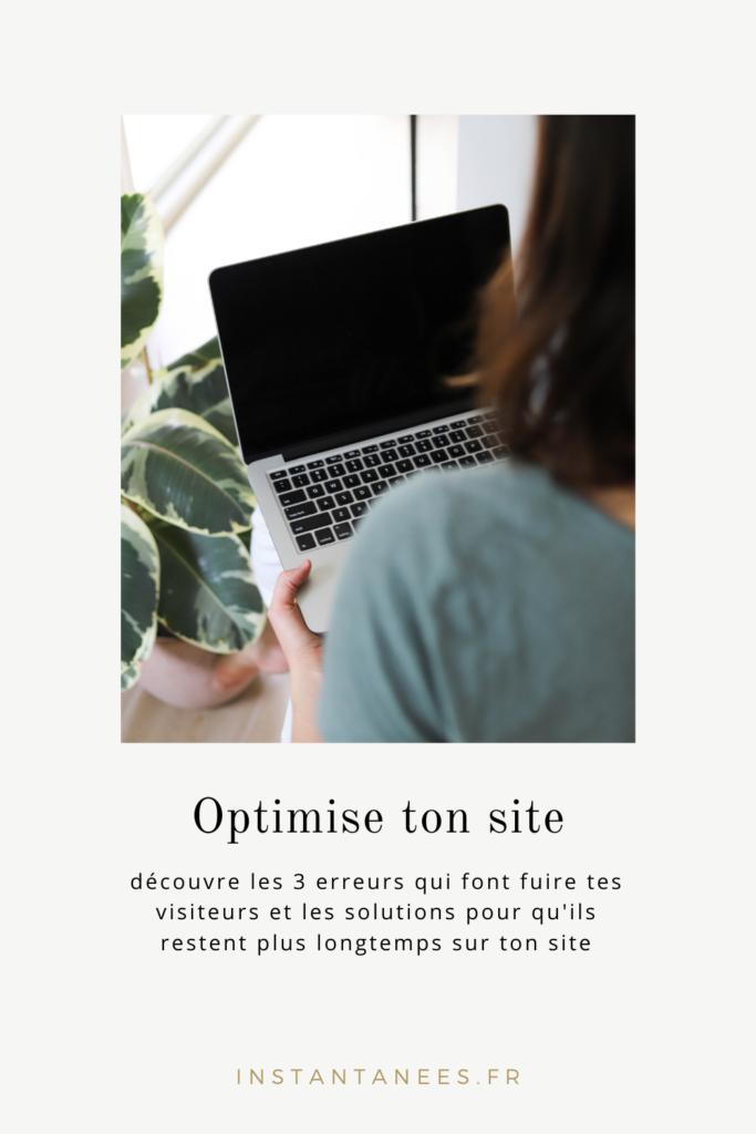 Optimiser son site pour Google est important mais l'optimiser pour que vos visiteurs restent dessus l'est tout autant ! Voilà les 3 erreurs à éviter sur ton site.