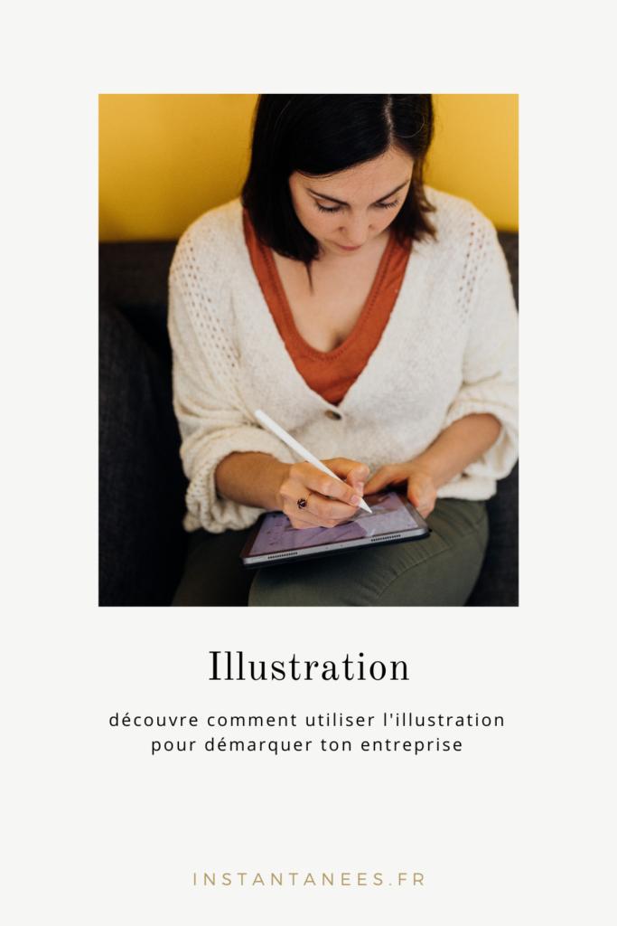 Comment utiliser l'illustration dans son businees et le mettre au service de son entreprise