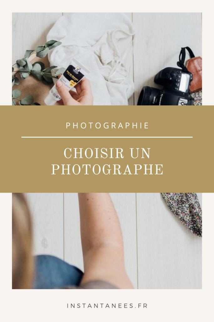 Comment bien choisir son photographe