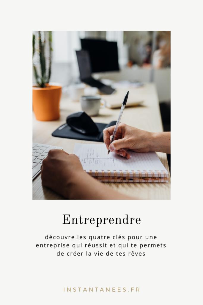 Créer une entreprise qui réussit facilement et à partir de soi